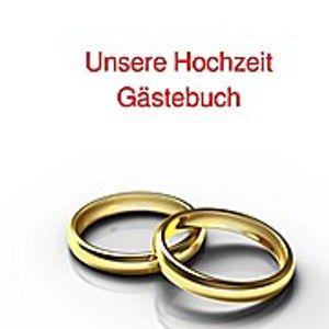Unsere Hochzeit Gästebuch