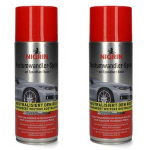 Nigrin Rostumwandler-Spray 74107 400ml - Anzahl: 2 x