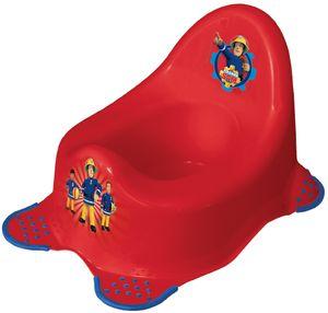 "keeeper kids Babytopf adam ""Fireman Sam"" rot mit Aufdruck"