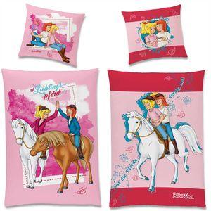 Bibi und Tina Lieblingspferd Bettwäsche Linon / Renforcé