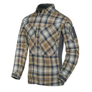 Helikon-Tex MBDU Flannel Shirt Hemd Ginger Plaid XL