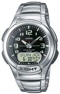 Casio Collection Herren-Armbanduhr Analog / Digital Quarz AQ-180WD-1BVES