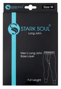 "Stark Soul® Lange Unterhose ""Long John"" L Schwarz"