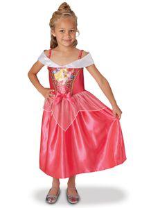 DISNEY Klassisches Pailletten-Aurora-Kostüm - Pink