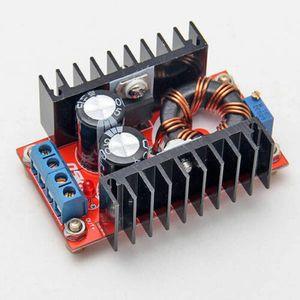 150W Boost Konverter DC Step Up Wandler Modul 10V 32V auf 12V 35V Spannung