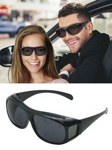 GKA polarisierende Überbrille Sonnenbrille für Brillenträger 100% UV Protection Brille Aufsatz