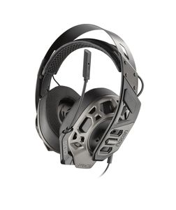 Plantronics RIG 500 PRO HC Gaming-Headset 3D-Sound Inkl. Mikrofon 50-mm-Treiber, Farbe:Grau