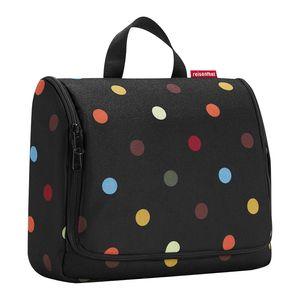 Reisenthel toiletbag XL 4 Liter Reisekosmetik Waschtasche Kulturbeutel XL dots - Dots