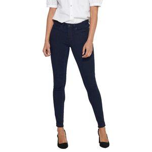 Only Kendell Regular Skinny Ankle Etnal Crya011 Dark Blue Denim S