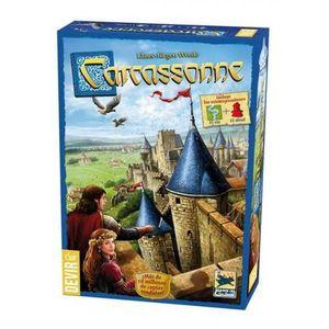 Tischspiel Carcassonne (Es)  BigBuy Fun