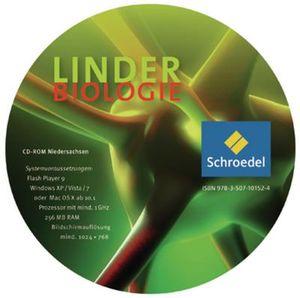 LINDER Biologie SII - Ausgabe 2010 für Niedersachsen: CD-ROM