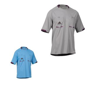 Adidas Referee 12 Schiedsrichter Trikot, Größe:L, Farbe:Grau