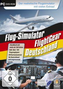 Flight Gear Flugsimulator Deutschland