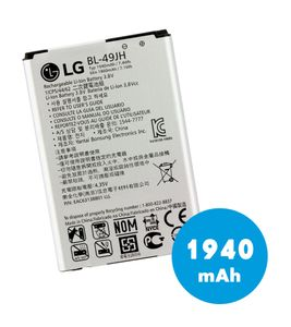 Akku Original LG K4 (K120), LG K3 (K100) / BL-49JH, 1940mAh