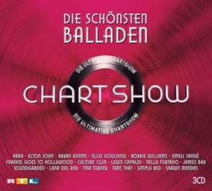 Die ultimative Chartshow: Die schönsten Balladen - Various Artists