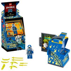 LEGO® NINJAGO Avatar Jay - Arcade Kapsel, 71715