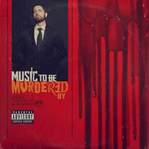 CD Eminem - Music To Be Murdered By