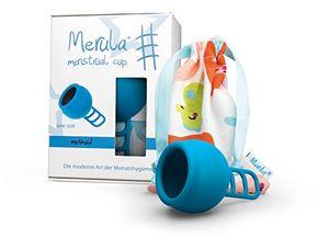Merula Cup Menstruationstasse OneSize Farbe - Mermaid
