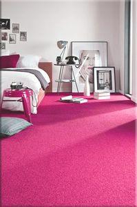 Einfarbiger Teppich Eton für Zimmer, Wohnzimmer, Schlafzimmer, Teppichboden Auslegware, Verschiedene Größen 400x450 cm Rosa