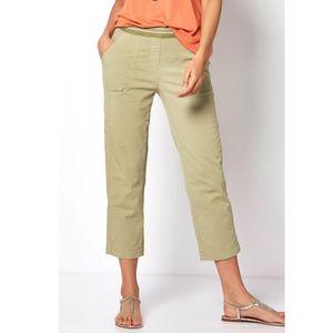 Toni Dress Sue Jogpants 3/4 Hose Damen light khaki beige 38