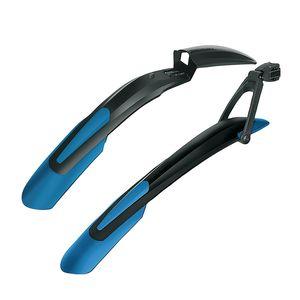 SKS Blade-Set Colour 29'/27.5' Plus VR und HR, schwarz/blau, 2-teilig (1 Set)