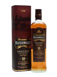 Bushmills 16 Jahre Single Malt Irish Whiskey 0,7l, alc. 40 Vol.-%