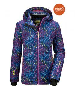 Killtec Kinderjacke Glenshee Girls Jacket, Größe:176, Farbe:dunkelblau