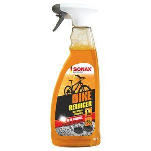 SONAX BIKE Reiniger 750 ml Sprühflasche, Fahrrad-Reiniger, Rad-Putzmittel, E-Bike Reiniger