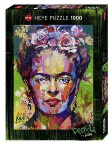 Frida - People, 1000 Teile, 50.0 x 70.0 cm