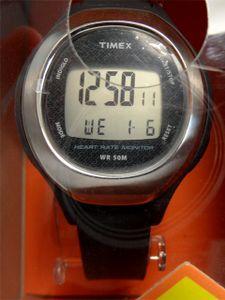 Timex Damen-Armbanduhr Ironman Digital Quarz Kautschuk T5K483