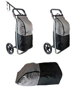 Fahrradanhänger Red Loon Lastenanhänger Trolley EinkaufstascheTragkraft 25kg