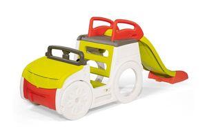 Smoby Spielhaus / Kinderspielhaus Abenteuer Spielauto