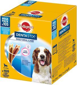 Pedigree Dentastix Daily Oral Care Multipack Medium 15x7 Stück