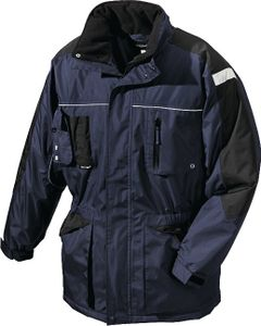 Winterparka AALBORG Gr.XXXL marine/schwarz 100%.Polyester 1 St.BIG