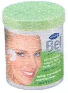 Bel Augen Makeup Pads 70 Stk. Aloe Vera