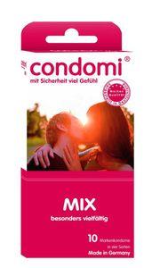 Condomi - Condomi Mix  (10er)