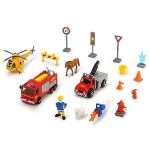 Dickie Feuerwehrmann Sam Theme Set