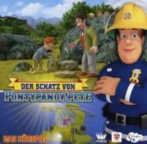 Feuerwehrmann Sam - Der Schatz von Pontypandy Pete - Das CD Hörspiel