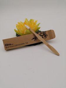 'Bambus Zahnbürste nachhaltig vegan recyclebar mittel/medium'