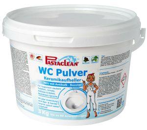 Pastaclean WC Pulver mit Keramikaufheller 3 Kg