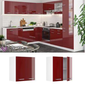 Vicco Hängeschrank 60 cm Küchenschrank Küchenschränke Küchenunterschrank R-Line Küchenzeile