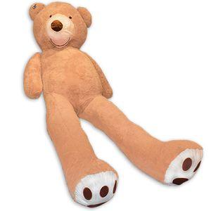 XXL Teddybär Riesen Teddy Plüsch Bär Plüschbär Kuscheltier 340cm Kuschelbär