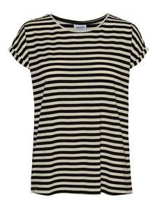 Vero Moda Damen T-Shirt 10211785 Black