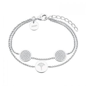 JOOP! Armband Sterling Silber 925/- mit synth. Zirkonia