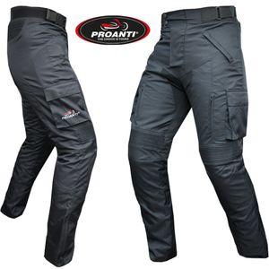 PROANTI Motorradhose Biker Hose Touring Sport Motorrad Textil Hose