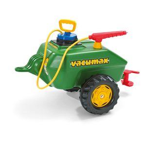 rolly toys Vacumax Fassanhänger grün Pompa, Maße: 75x45x43 cm; 12 286 8