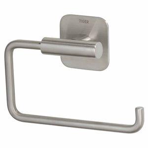 Tiger Toilettenpapierhalter Colar ohne Bohren Silbern 1314030946
