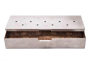 Cosy & Trendy Rookbox RVS 23 x 10 x 4 cm