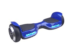 Denver DBO-6520 Hoverboard 6,5 Zoll,  Farbe Blau, 115101100220