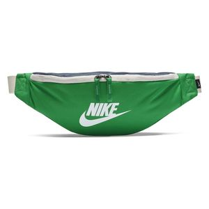 Nike Heritage Hip Pack Lucky Green / Obsidian / White One Size